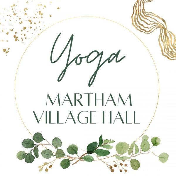 Yoga at Martham Village Hall