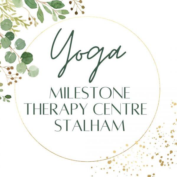 Yoga at Milestone Therapy Centre Stalham