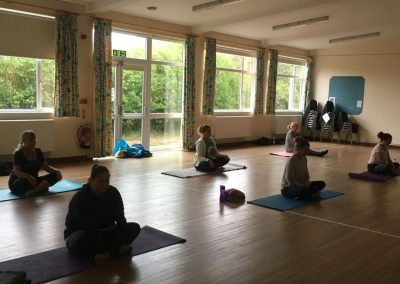 Yoga and Qigong