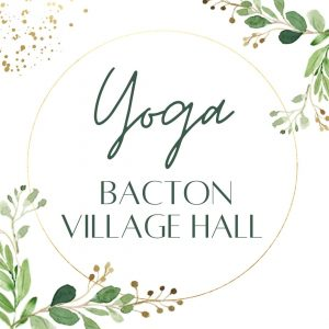 Yoga at Bacton Village Hall