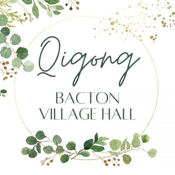 qigong at Bacton Village Hall
